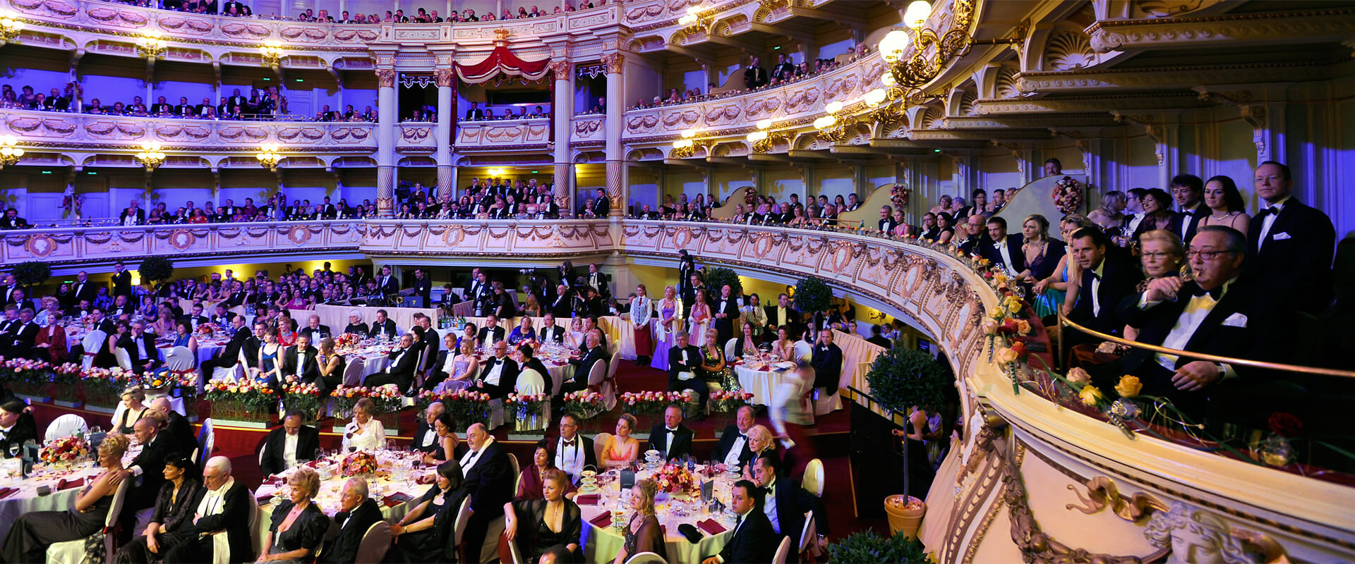 Offer Tickets for the Semper Opera Ball 2018